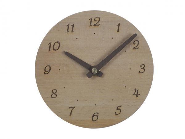 掛け時計 直径13cm Wa13AR-03