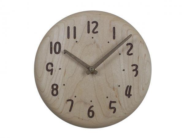 掛け時計 直径19cm Wa19AR-02