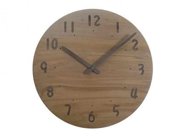 掛け時計 直径34cm Wa34AU-19