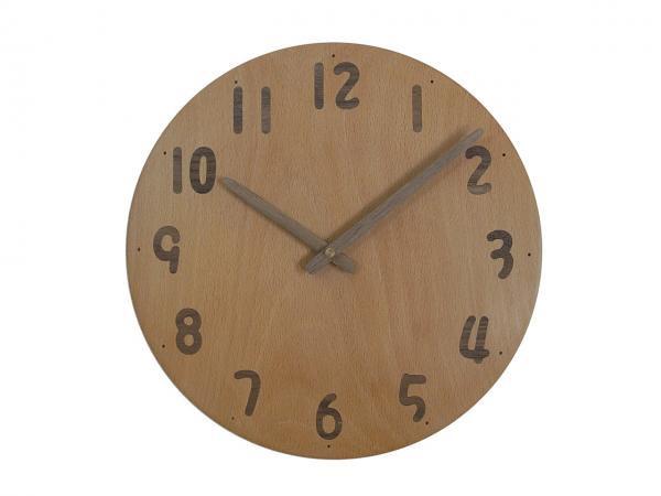 掛け時計 直径28cm Wa28AU-27