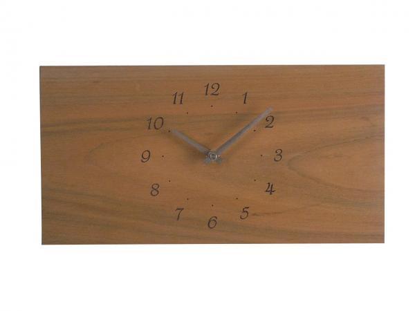 四角い掛け時計 幅32cm Wa32AB-02