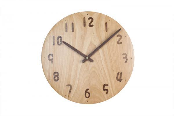 掛け時計 直径30cm Wa30AU-47