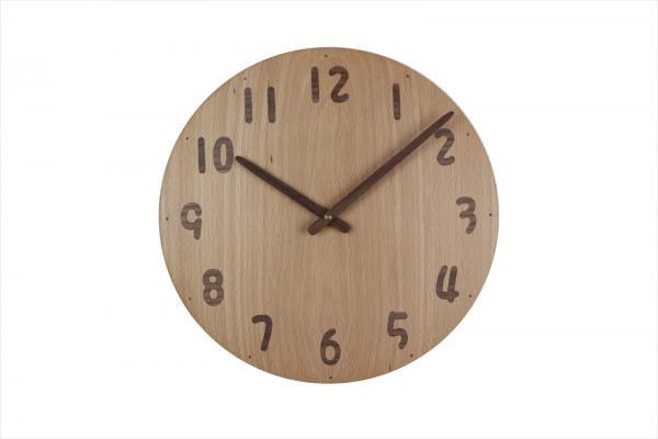 掛け時計 直径30cm Wa30AU-48