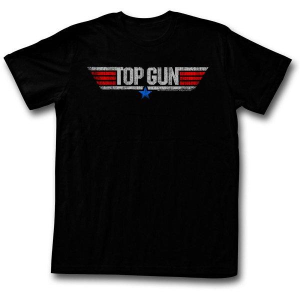 TOP GUN Logo 2, 映画Tシャツ