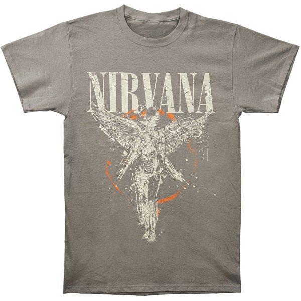 NIRVANA Galaxy In Utero, Tシャツ
