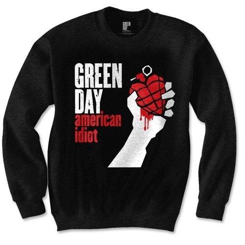 【即納】GREEN DAY American Idiot, ロングTシャツ
