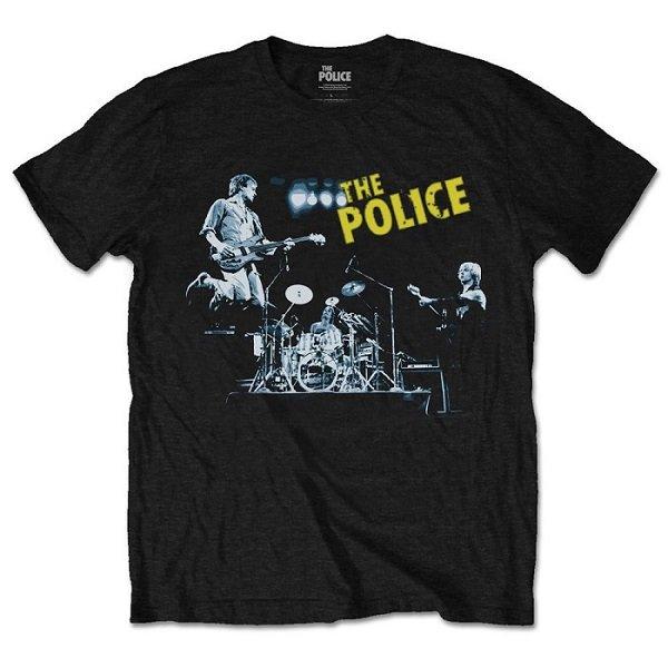 【即納】THE POLICE Live, Tシャツ