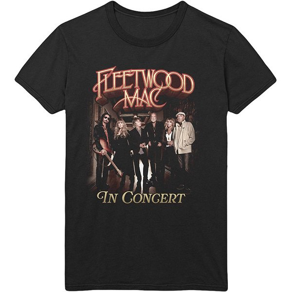 FLEETWOOD MAC In Concert, Tシャツ