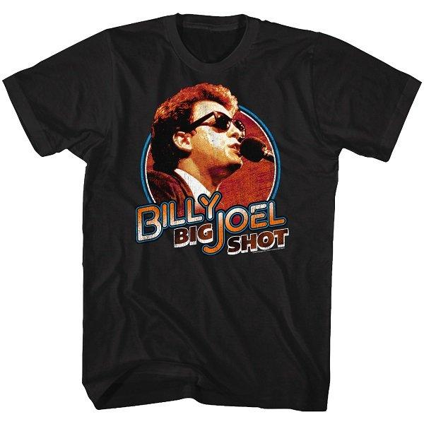 【即納】BILLY JOEL Big Shot, Tシャツ