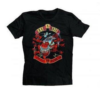【即納】GUNS N ROSES Afd Avenger Banner, Tシャツ