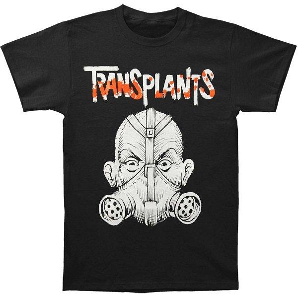 【即納】TRANSPLANTS Blood Logo Black, Tシャツ