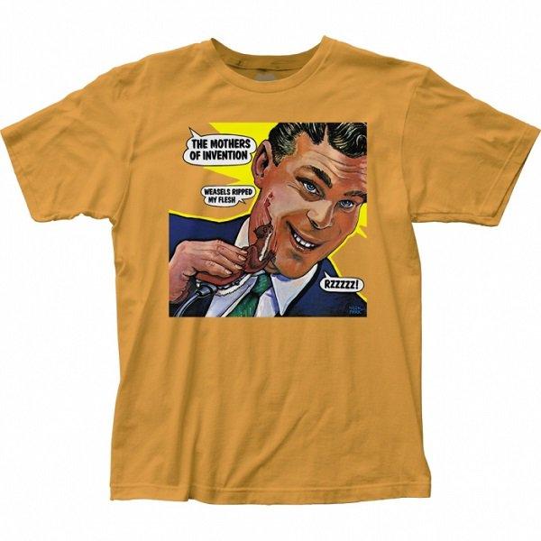 【即納】MOTHERS OF INVENTION Weasels Mus, Tシャツ