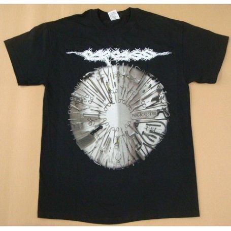 Herrenmode Logo Grey T-shirt T-shirts Carcass