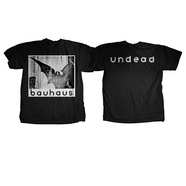 BAUHAUS Undead Discharge, Tシャツ