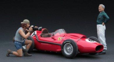 エグゾト GPC97210F 1/18 フェラーリ テ...