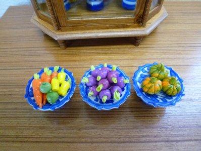 ミニチュア 野菜