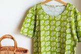 marimekko マリメッコ hedelmakori  ヘデルマコリ Tシャツ used S