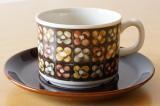 GEFLE(ゲフレ)Mantilj(マンティーラ)コーヒーカップ&ソーサー【102508652】