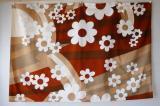 タンペラ ヴィンテージファブリック Unnukka(83×124)