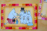 <img class='new_mark_img1' src='//img.shop-pro.jp/img/new/icons14.gif' style='border:none;display:inline;margin:0px;padding:0px;width:auto;' />ムーミン Moomin ポストカード Karto(フィンランド)ティータイム