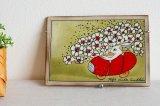 アラビア ヘルヤ 陶板画(ウォールプレート)
