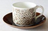 Rorstrand ロールストランド Zinnia コーヒーカップ&ソーサー【123504188】