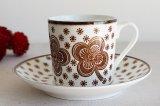 GUSTAVSBERG グスタフスベリ Flower コーヒーカップ&ソーサー