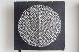 (廃盤)marimekko マリメッコ puketti プケッティ スカーフ(ブラック)60×60