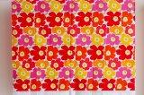 marimekko マリメッコ ファブリック(MINI UNIKKO ミニウニッコ)(ハッピー)144×90