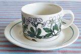 ARABIA アラビア Flora フローラ コーヒーカップ&ソーサー【130371341】