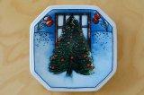 アラビア×フィンエアー ヘルヤ陶板(クリスマス)