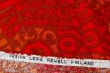 Tampella(タンペラ)生地・ヴィンテージファブリック(デザイン LENA REWELL)