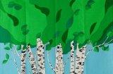 VALILLA FINLAND ヴィンテージファブリック/デザイン HOWARD SMITH 79×130