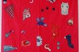 marimekko マリメッコ ファブリック AFRIKAN KUNINGATAR 2004年(オイヴァ・トイッカ)140×260