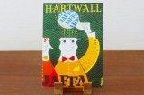 エリック・ブルーン ポストカード「ハット」A5サイズ