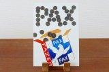 エリック・ブルーン ポストカード「PAXファッツェル」A5サイズ