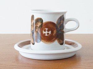 ARABIA アラビア Rosmarin ロスマリン コーヒーカップ&ソーサー