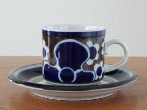 ARABIA アラビア SAARA サーラ コーヒーカップ&ソーサー