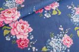 Tilda(ティルダ)生地・布 Flowerpatch Blue