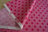 Tildaティルダ/生地(Big Spot Pink)