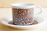 ARABIA アラビア faenza ファエンツァ コーヒーカップ&ソーサー