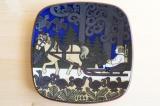 ARABIA(アラビア)Kalevara(カレワラ)イヤープレート1984年