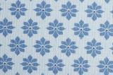 Tilda(ティルダ)生地(Star flower Blue)