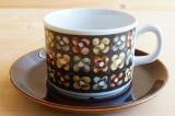 GEFLE(ゲフレ)Mantilj(マンティーラ)コーヒーカップ&ソーサー【95036874】