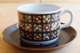 GEFLE(ゲフレ)Manrilj(マンティーラ)コーヒーカップ&ソーサー【95113342】