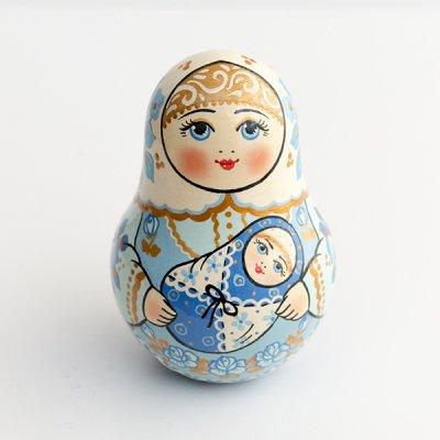 ネヴァリャーシカ / グジェリ / 赤ちゃんと一緒