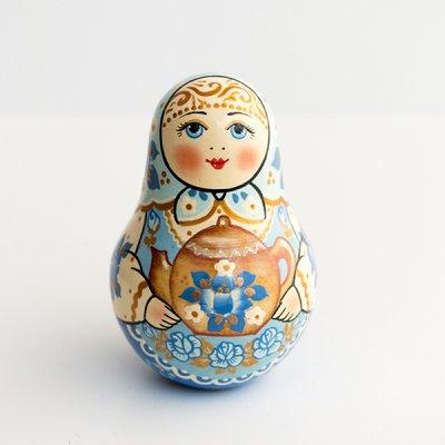 ネヴァリャーシカ / グジェリ / お茶の時間