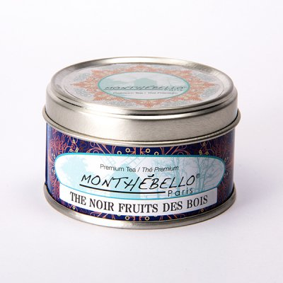 Thè Noir Fruits Des Bois フォレストフルーツ