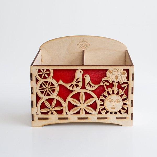 リトアニア / WOODEN BOX /  森