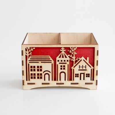 リトアニア / WOODEN BOX /  街